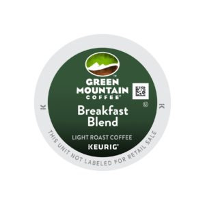 Green+Mountain+Coffee+Roasters+BreakFast+Blend+Coffee+K-Cup+(Pack+of+108)