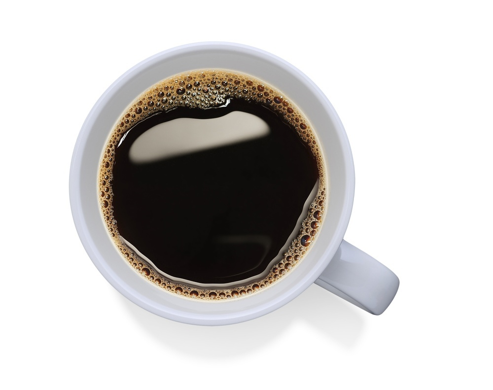 Coffee Cup Top View Png