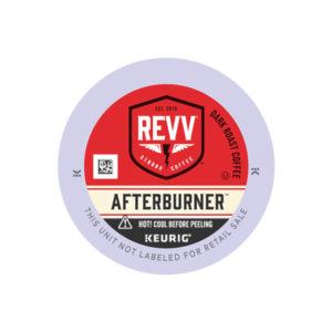 Afterburner-pod